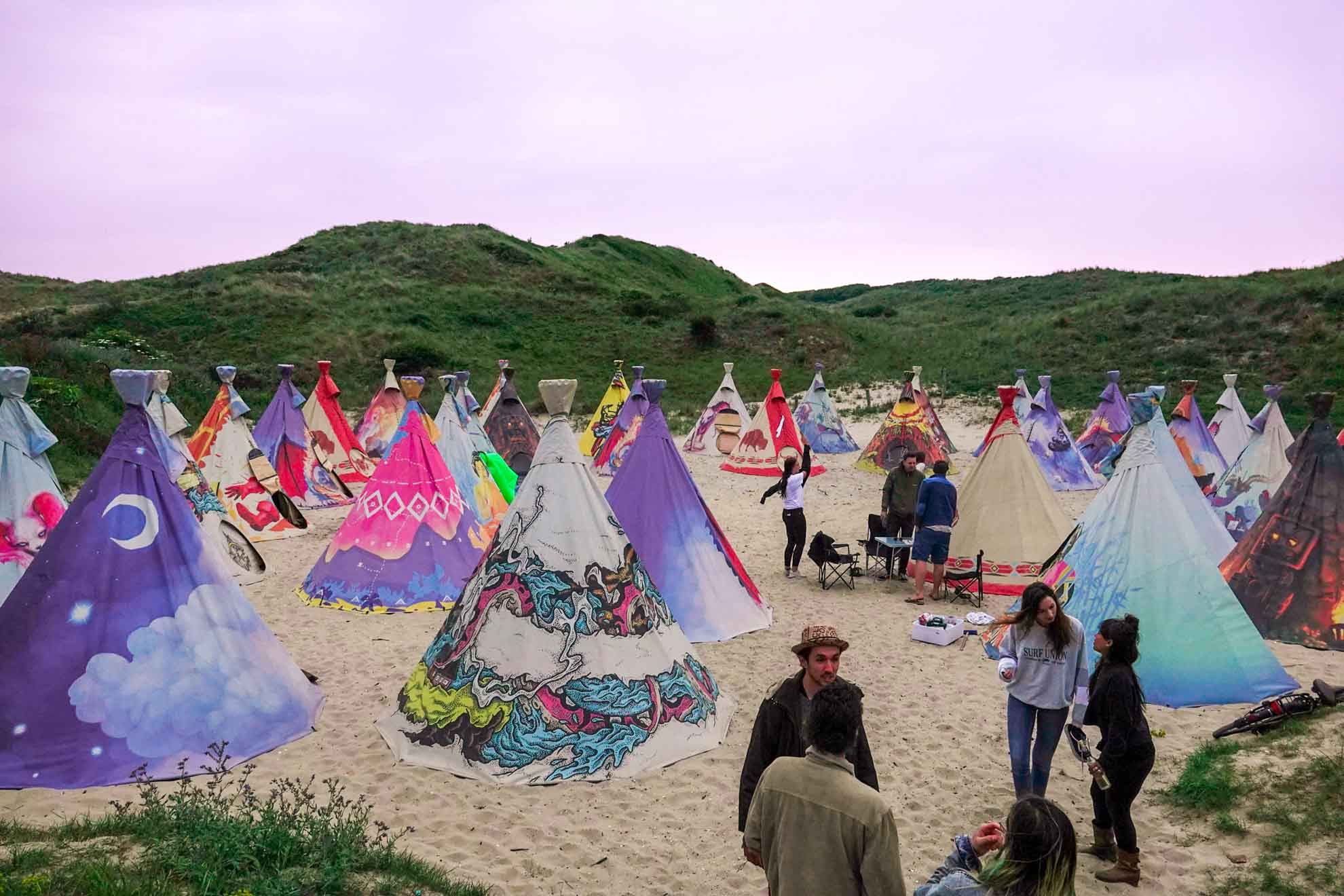 Surfana Festival accommodation