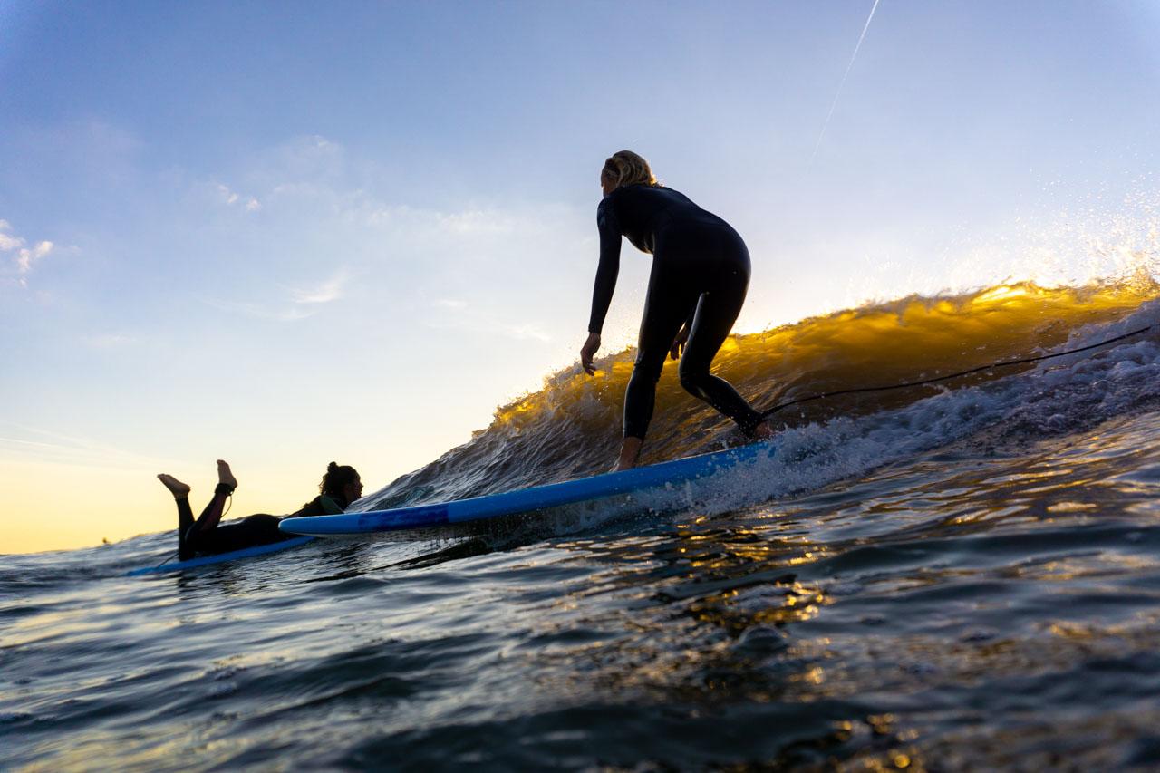 surfles volwassenen