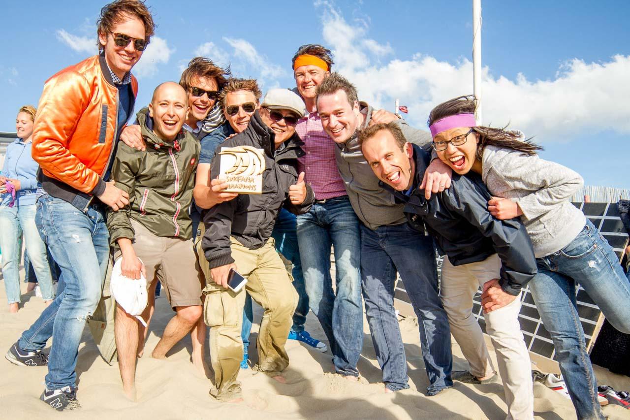 groepsuitje zandvoort