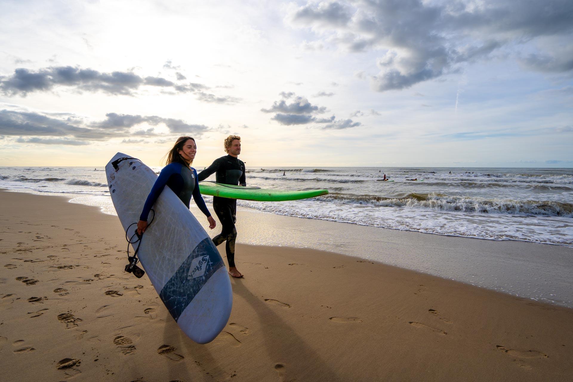 surfboard huren