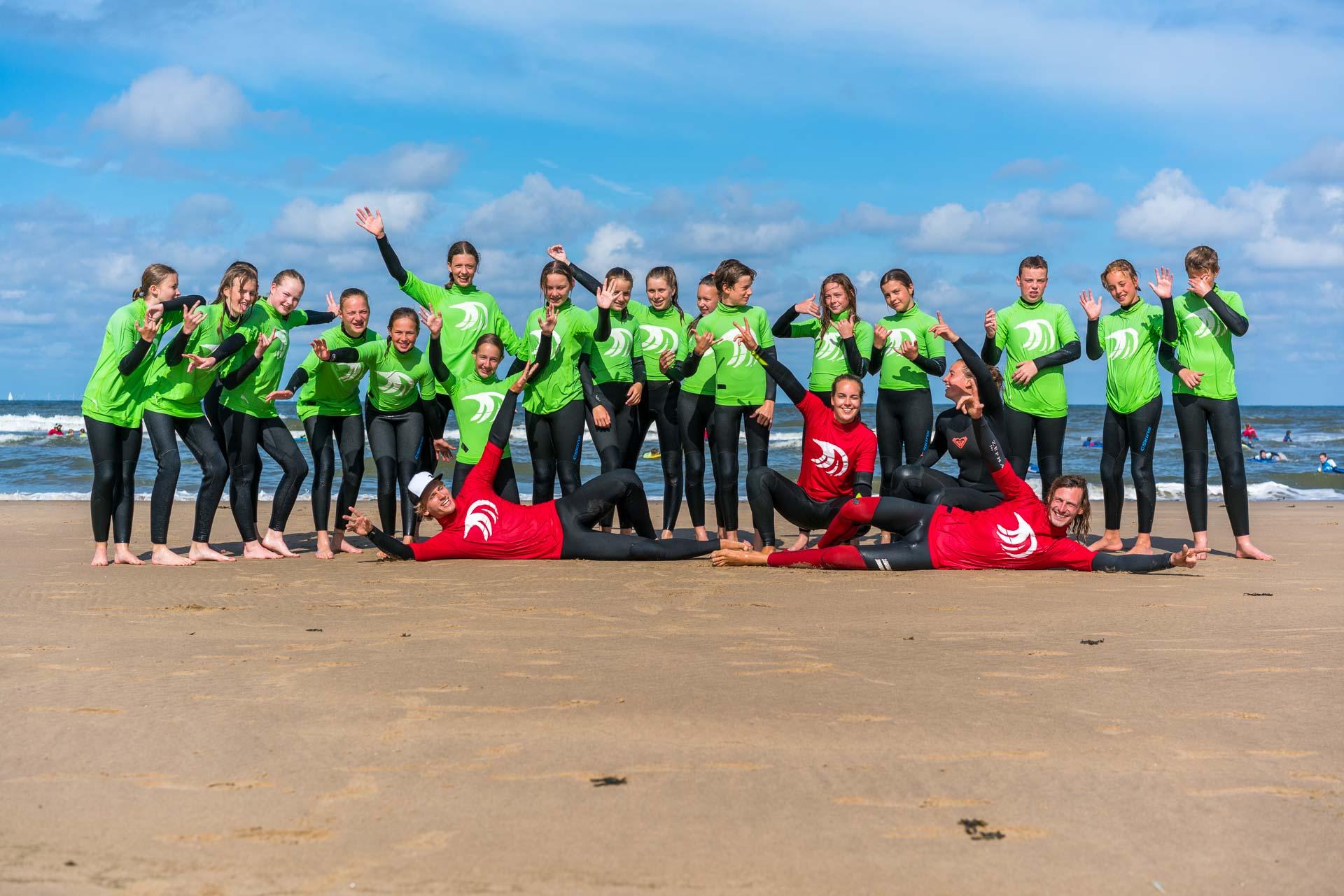 Magnifiek Leuk Schoolreisje organiseren? Sportdag of schoolkamp op het strand &YK93