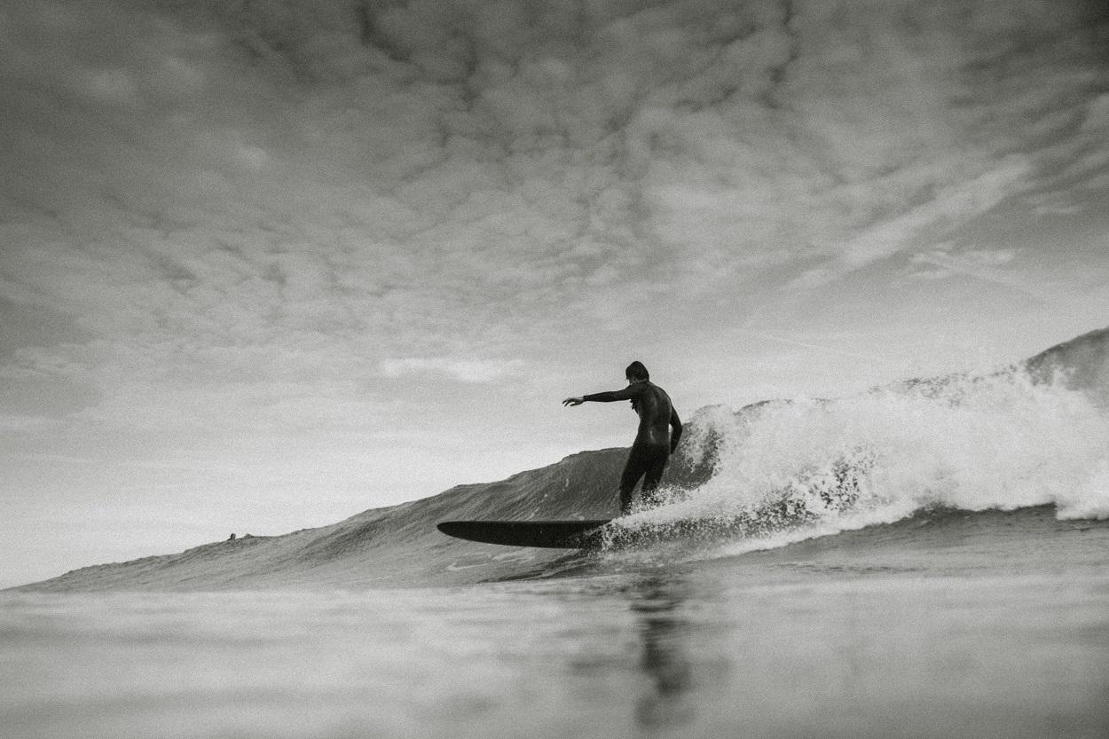 Surfen Noordzee bij Surfana